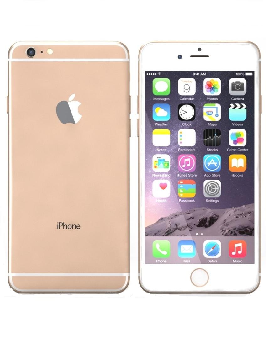 Apple Iphone 6 - 16GB - Gold/Gray