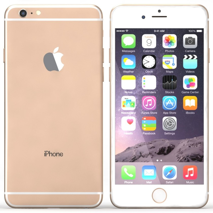 Apple Iphone 6 – 64GB – Gold