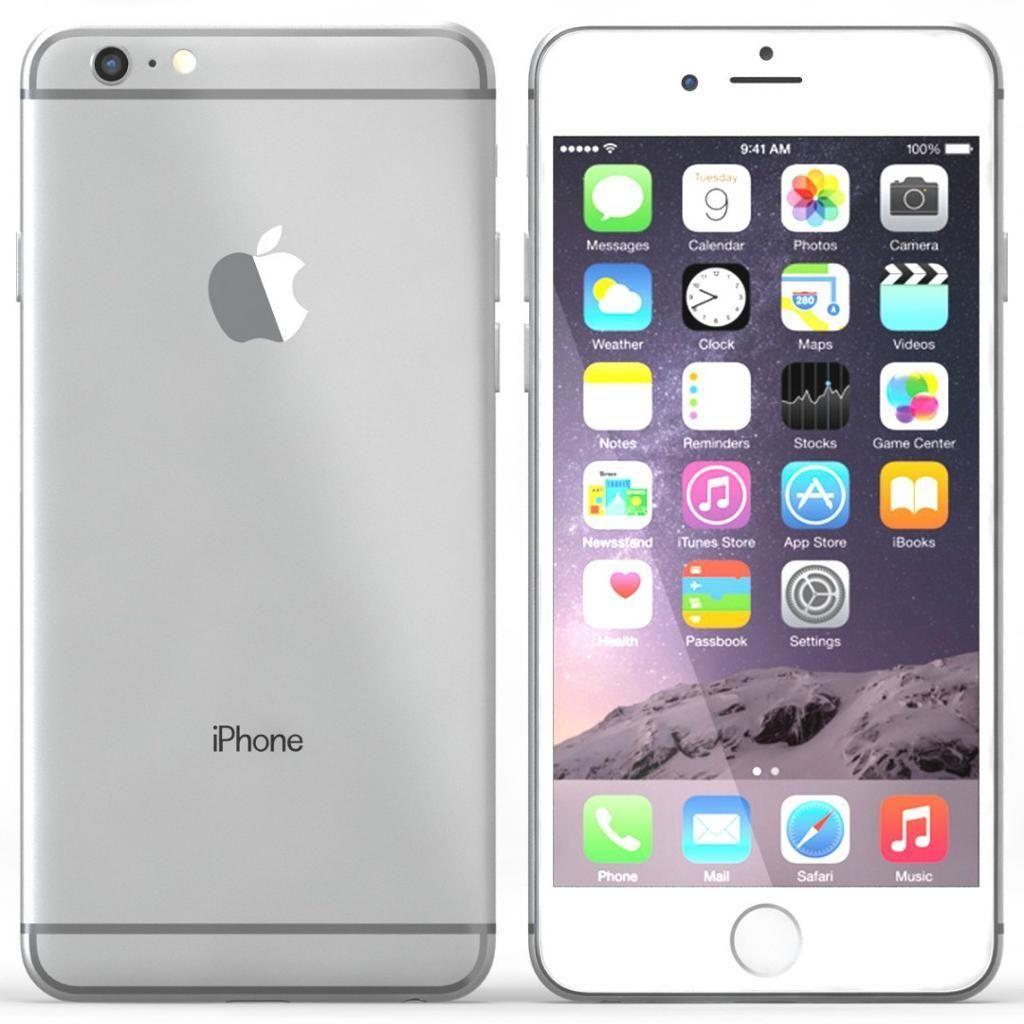 iPhone 6 Plus – 64GB – Trắng (Đã qua SD)