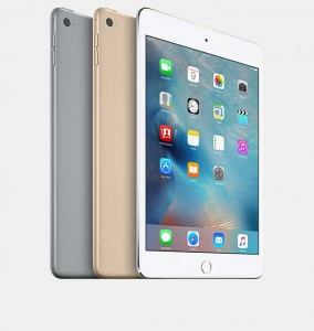 Apple Ipad Mini 4 – 32GB – Gold/Black