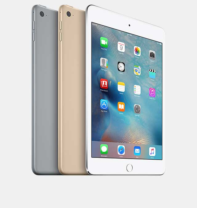 Apple Ipad Mini 4 - 32GB - Gold