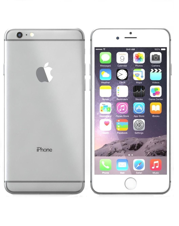 iPhone 6 Plus - 64GB - Trắng (Đã qua SD)