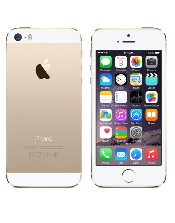 Apple Iphone 5S - 16GB - Gold