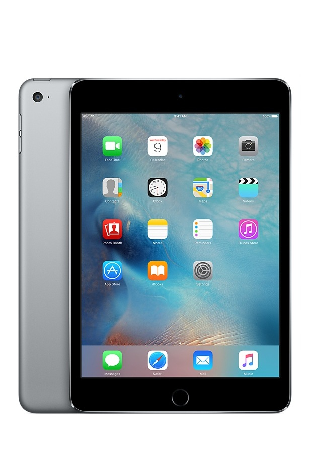 Apple IPad Mini 4 – 4G/Wifi – 16GB – Space Gray – Mới Active