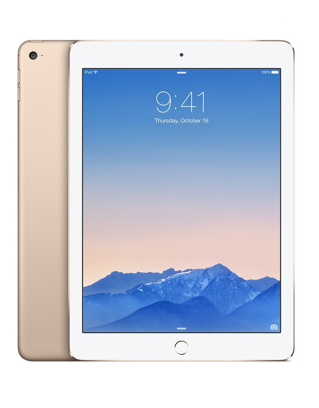 Apple Ipad Air 2 – 32GB – Gold – 4G/Wifi