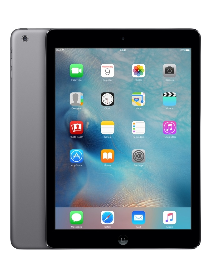 Apple Ipad Air 1 - 32GB - Gray/Silver