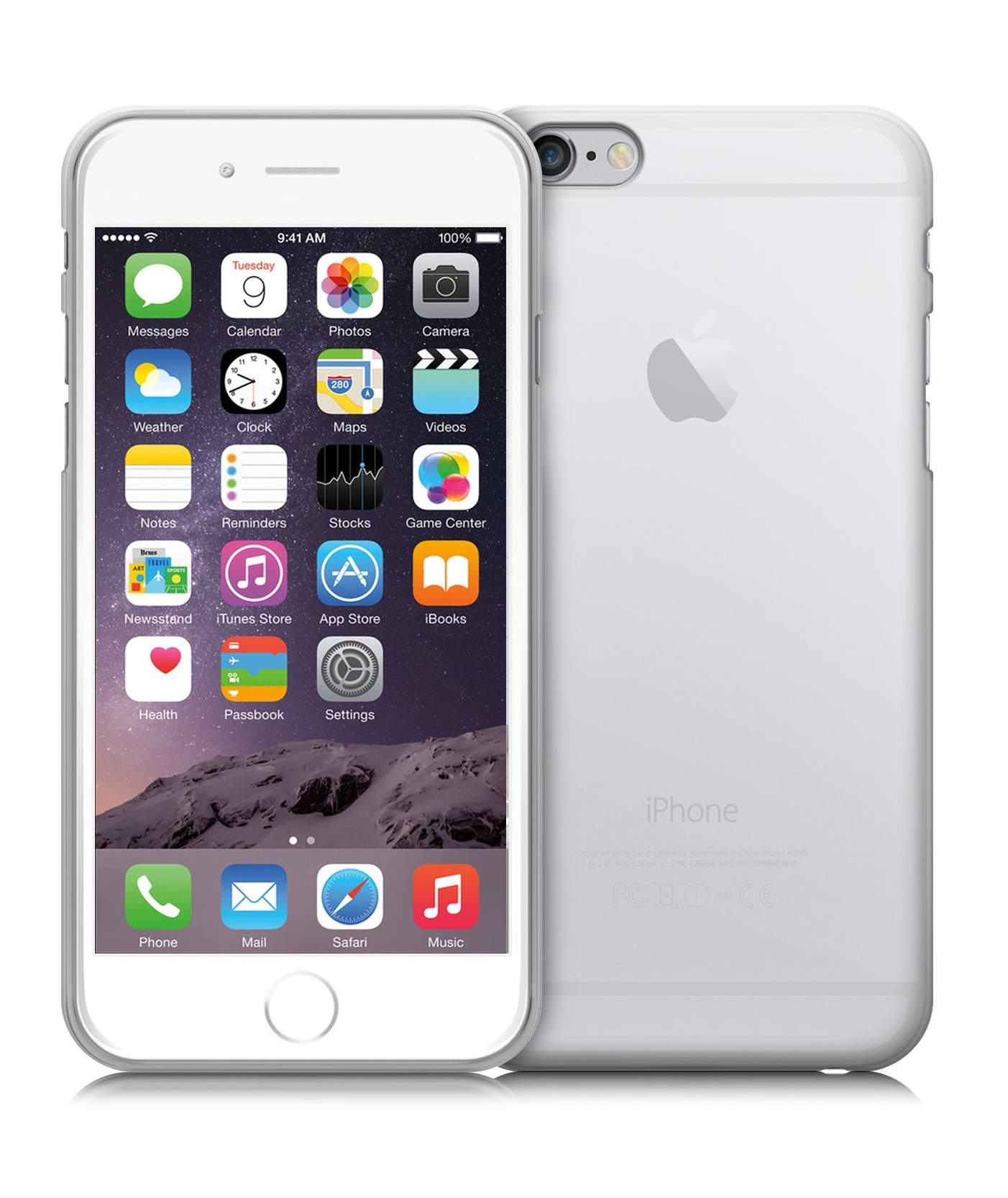 Apple Iphone 6 - 16GB - White