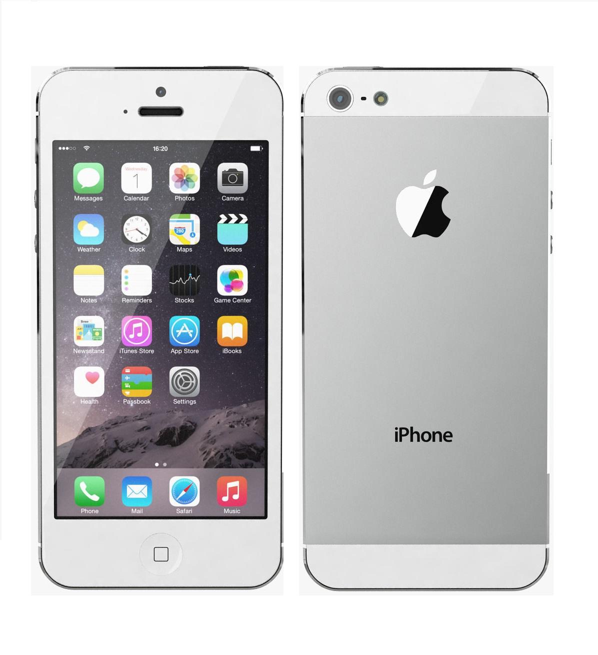 iPhone 5S – 16GB – Trắng (Đã qua SD)