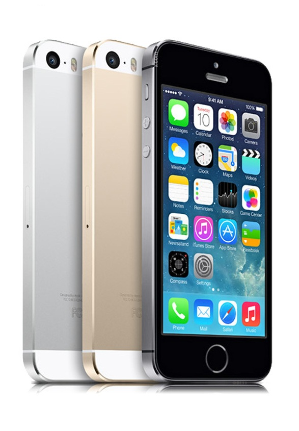Apple iPhone 5S – 16GB – Gray (Đã qua SD)