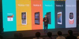 MD Global ra mắt Nokia 3, Nokia 5 và Nokia 6 tại Việt Nam, giá từ 2,999 triệu
