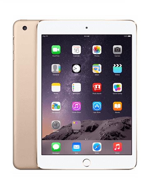 iPad mini 3 - 64GB - Gold