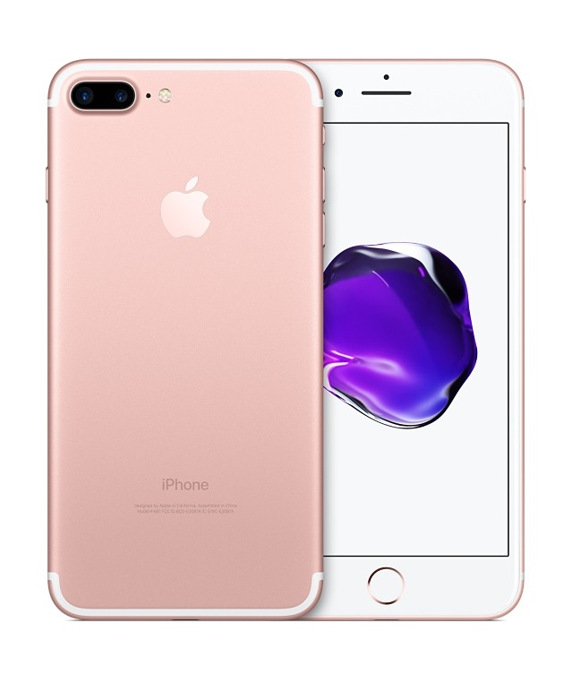 Apple Iphone 7 Plus – 128GB – Rose Gold
