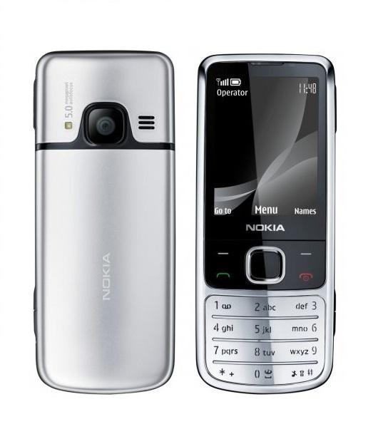Nokia 6700 – Black/White