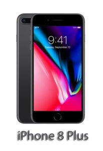 iPhone 8 Plus – 64GB – Gold/White/Black