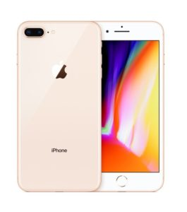 iPhone 8 Plus – 256GB – Gold