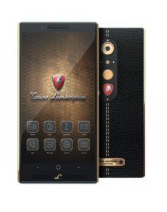 Tonino Lamborghini Alpha One: Smartphone dành cho giới siêu giàu
