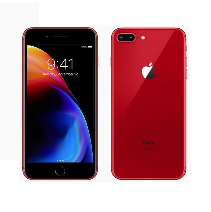 Apple iPhone 8 Plus – 64GB – Red
