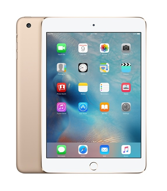 iPad Mini 3 – 64GB – Gold (Đã qua SD)