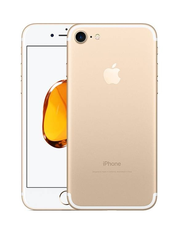 Apple iPhone 7 – 128GB – Gold (Like New)
