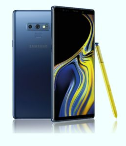 Samsung Galaxy Note 9 – 128GB