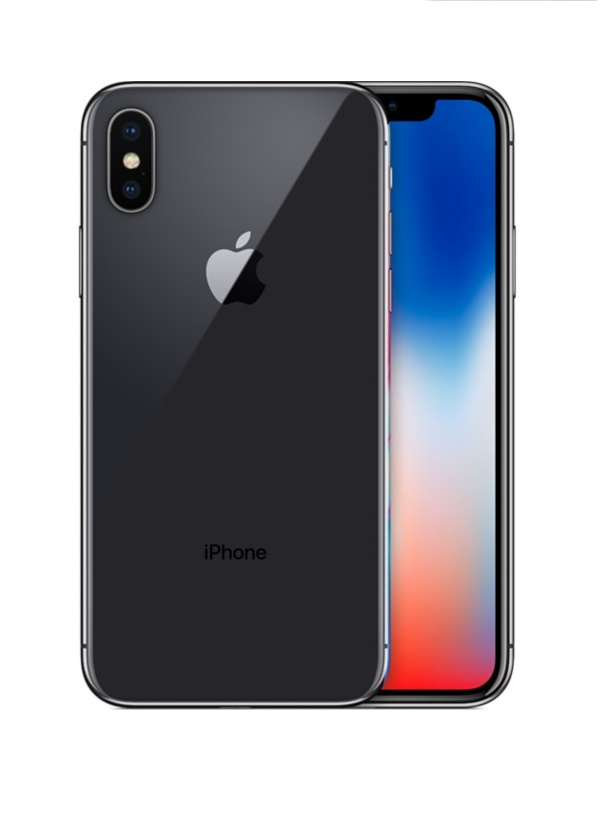 Apple iPhone X – 64GB – Gray