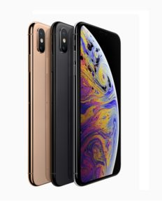 iPhone XS Max – 64GB – Gray/Silver/Gold