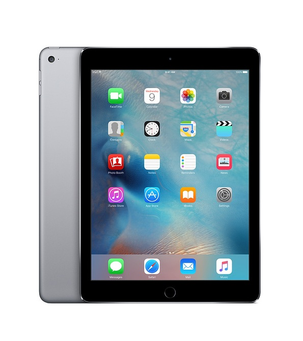 Apple iPad Air 2 - 64GB - Gray (Đã qua SD)