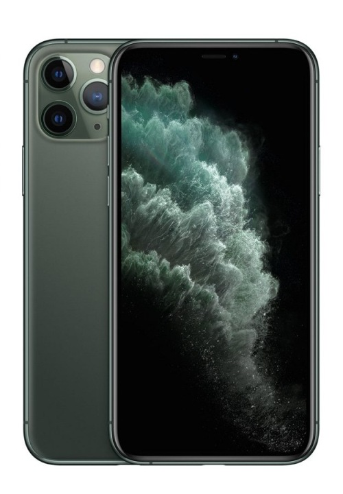 iPhone 11 Pro MAX – 512GB – Midnight Green (1 sim vật lý)