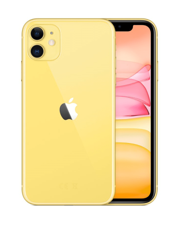 iPhone 11 – 128GB – Vàng (LL)