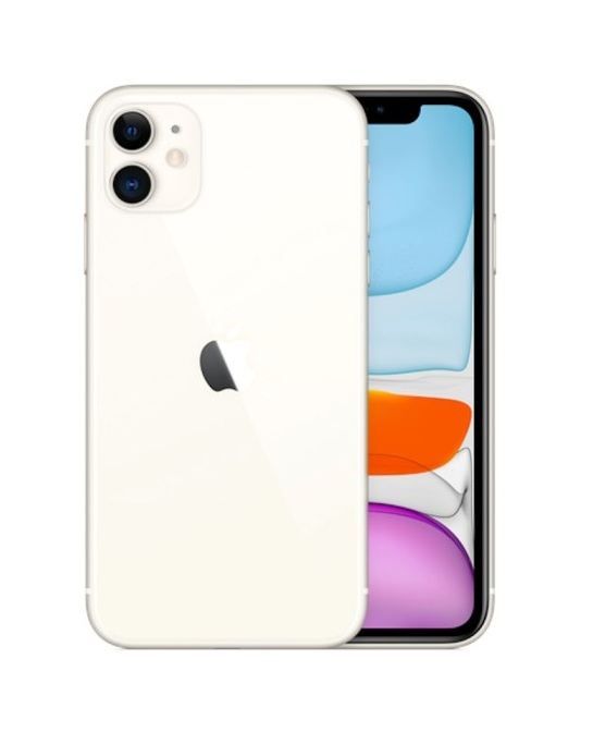 iPhone 11 – 128GB – Trắng (2 sim vật lý)