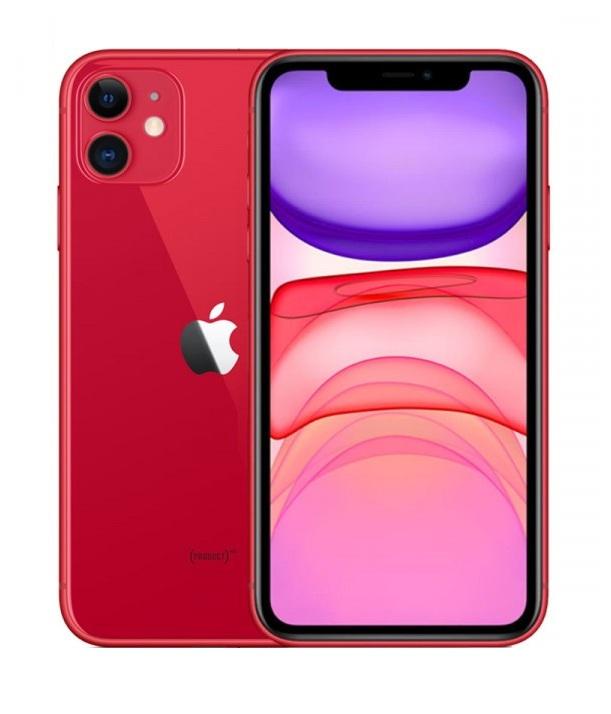 iPhone 11 – 64GB – Đỏ (1 sim vật lý)