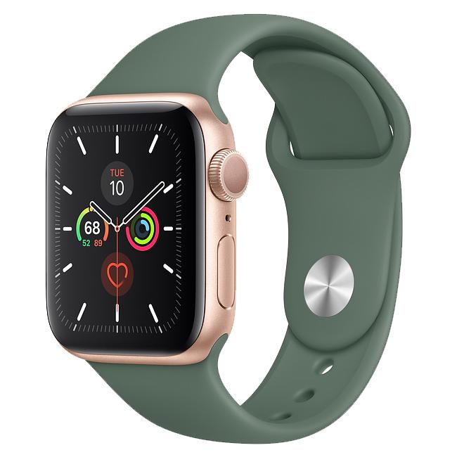 Apple Watch Series 5 – 40mm – Dây Xanh (GPS)