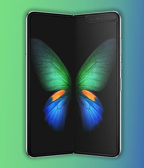 Samsung Galaxy Fold 1 (Xách tay)