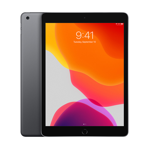 iPad Gen 7 2019 10.2 inch – 32GB – Wifi 4G – Gray/Silver