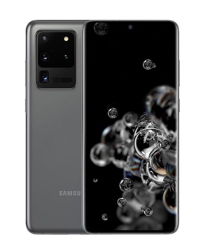 Samsung S20 Ultra – 128GB Gray