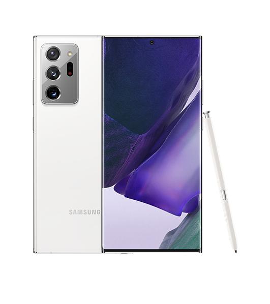 Samsung Note 20 Ultra – 256GB – Đồng Ánh Kim/ ĐenHuyền Bí/ Trắng Huyền Bí