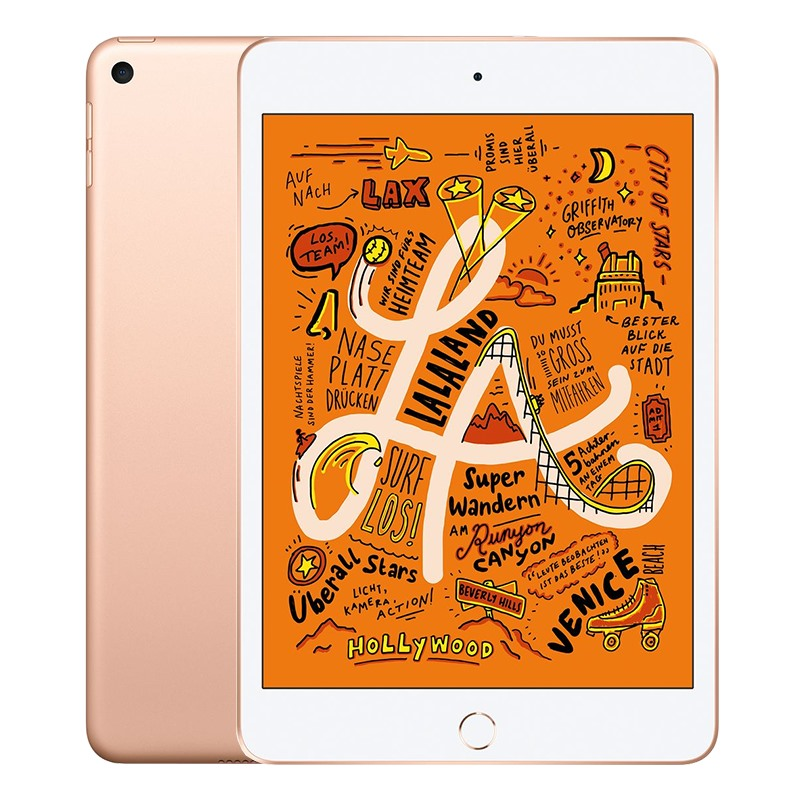 iPad Mini 5 – 64GB – Vàng – Wifi