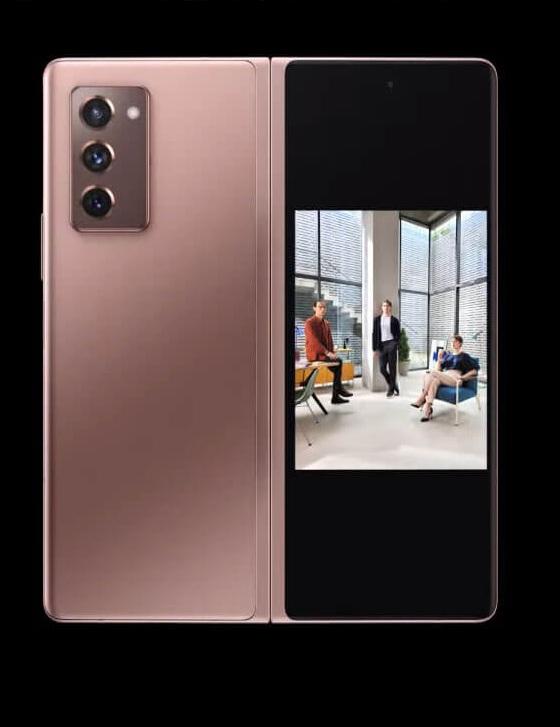 Samsung Galaxy Fold 2 – 5G (Công ty)