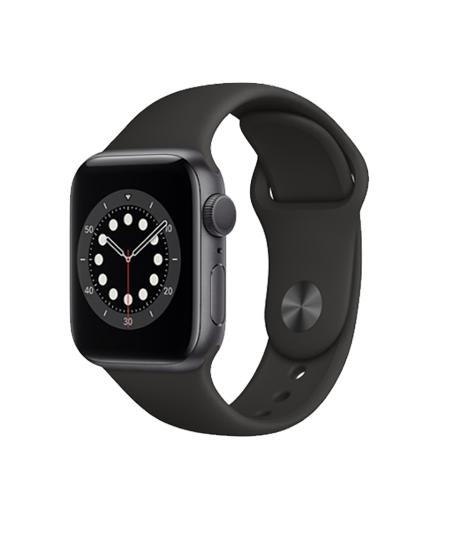 Apple Watch 6 – 40mm – Đen/Trắng – LTE