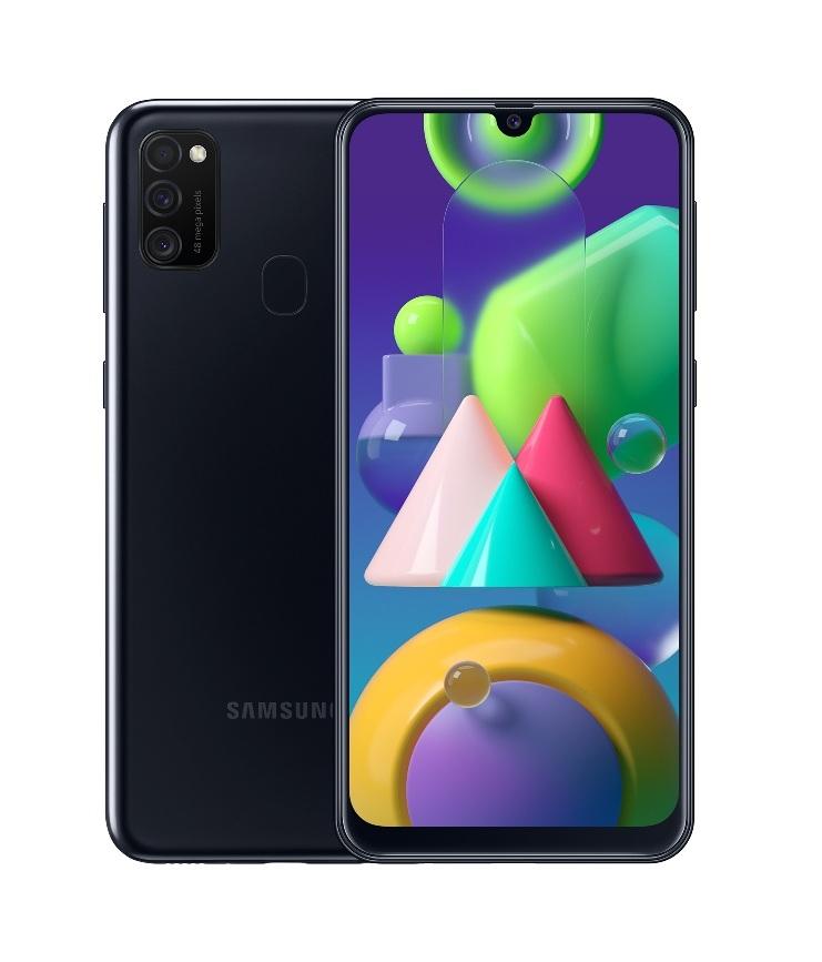 Samsung Galaxy M21 – 64GB – Đen