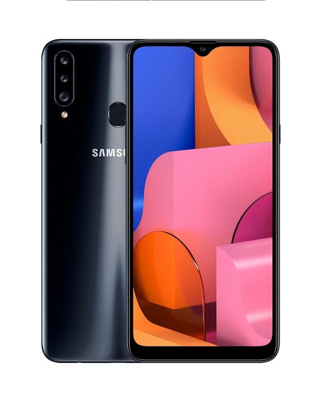 Samsung Galaxy A20S – 32GB – Đen