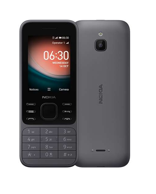 Nokia 6300 4G – Xám
