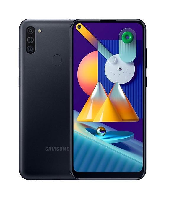 Samsung Galaxy M11 – 64GB – Đen
