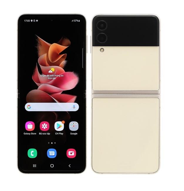 Samsung Z Flip 3 – 256GB – Vàng