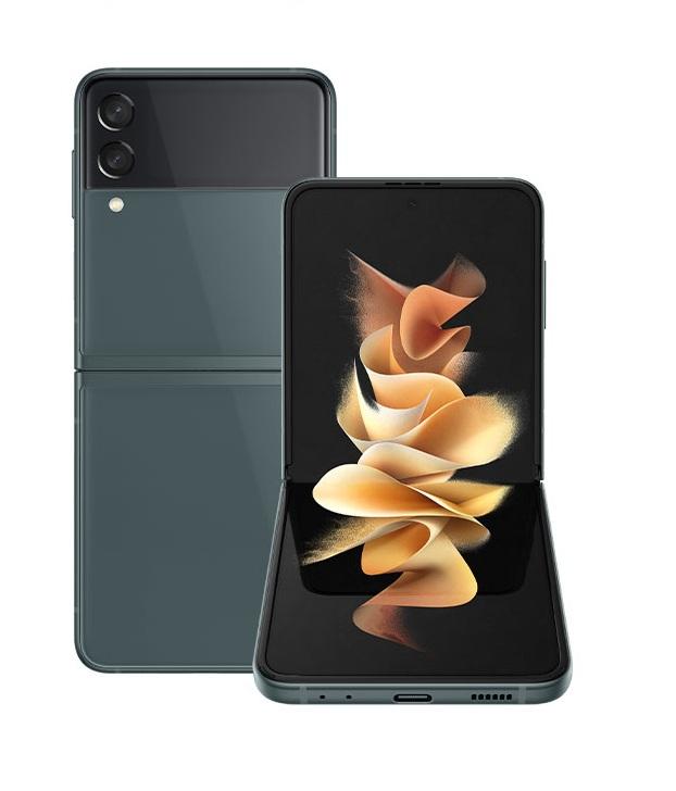 Samsung Z Flip 3 – 128GB – Xanh