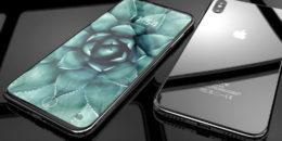 Cảm biến vân tay trên iPhone 8 sẽ được đặt ở phía sau ngay dưới logo Táo khuyết