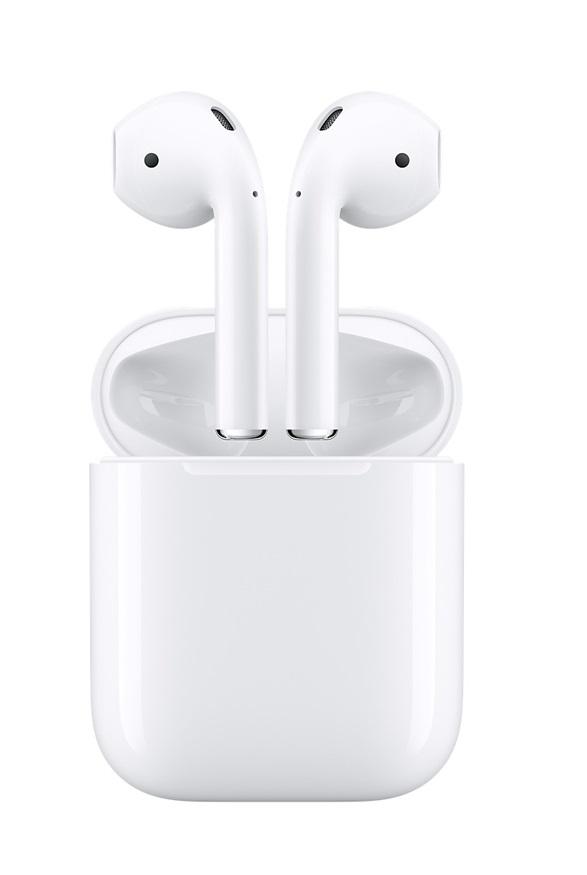 Tai nghe AirPods 2 – Sạc không dây