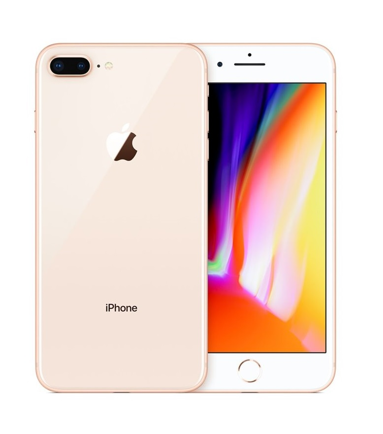 iPhone 8 Plus – 256GB – Vàng/ Trắng (Đã qua SD)