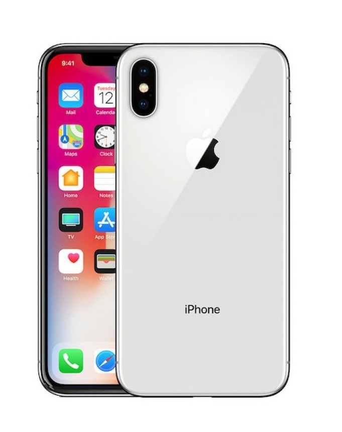 iPhone X - 256GB - Trắng (Đã qua SD)