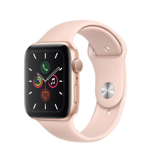 Apple Watch Series 5 – 40mm – Gold/Rose Gold/Black/White (LTE)